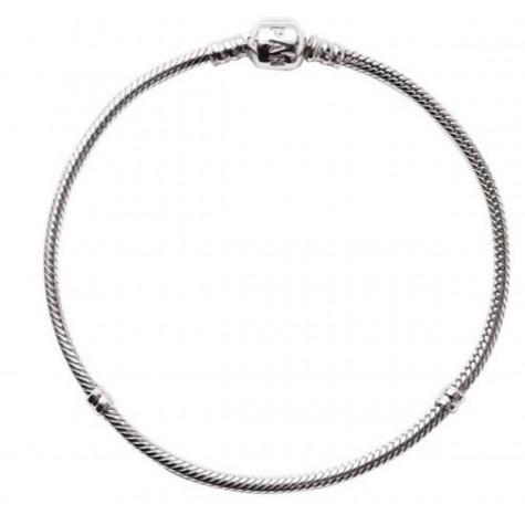 Pandora Charm Uyumlu Gümüş Bileklik 925 Ayar 17 cmSPPBLK023