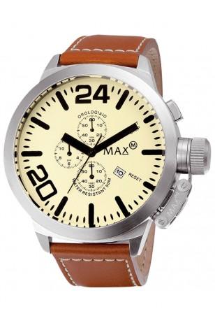 Max Erkek Saat Classic chronograph 52 MM